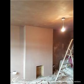A Day Plastering 4